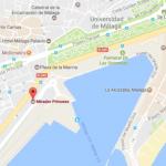 Noria Mirador Princess Málaga Maps